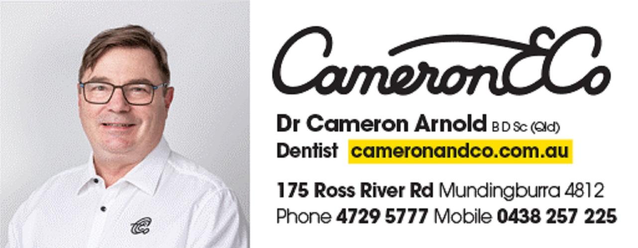 Cameron Arnold