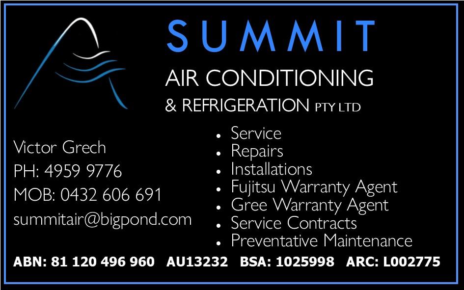 Summit Air Conditioning